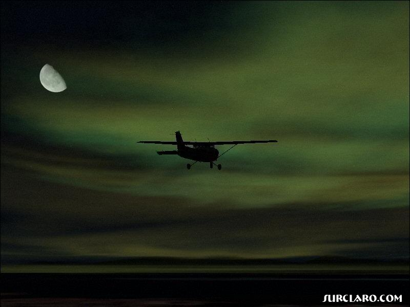 I took off from stevens anchorage intl when all of a sudden this happened (fs2002) - Photo 3483