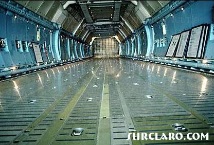 this is the inside of a plane but which one - Photo 15427