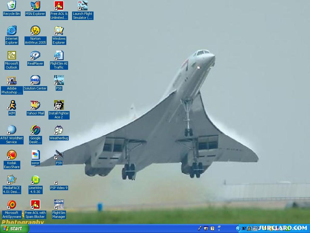 What do you think about my desktop? - Photo 13872