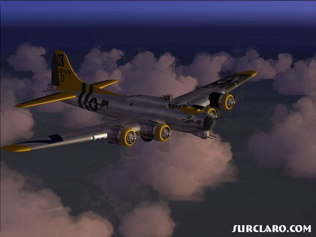 My b-17G of wings of power - Photo 7836
