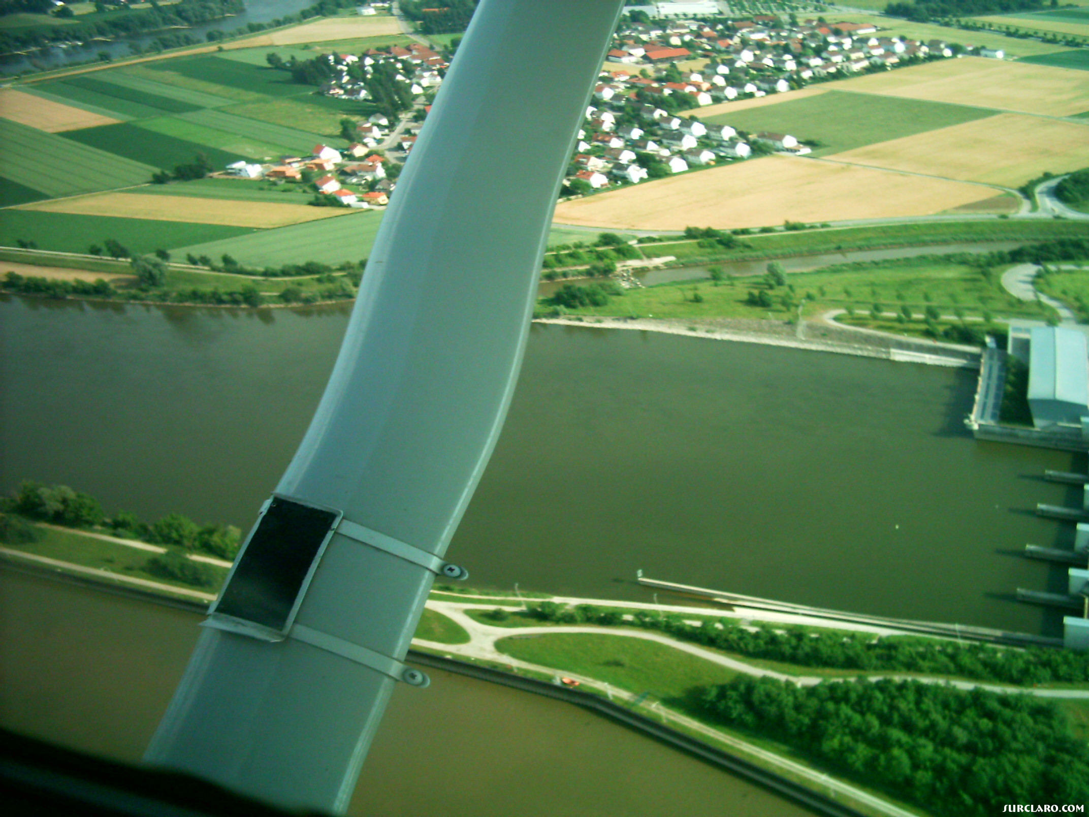 In Cessna 172