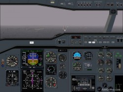 Airbus A310 V1.1 Panel Fs2002 image 1