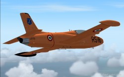 Fs2004 Aermacchi MB-326 Italian Air Force image 2