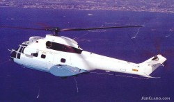 FS2004 Philippine Air Force Eurocopter AS332 image 2