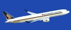 FSX Singapore Airlines Airbus A350-900 XWB image 2
