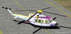 Bell 412 / Griffon Repainters image 1