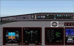 Challenger 604 Panel image 1