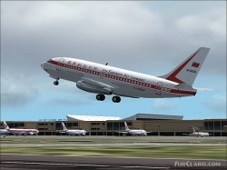 Flightfx / Stewart-global Aircraft Boeing image 1