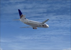 Continental Boeing 737-300 image 1