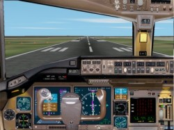 Fs2002 B777-200er Package Mozambique Airlines image 1