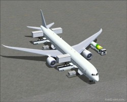 FS2004 Boeing 787-10 Base Pack including 4 image 2