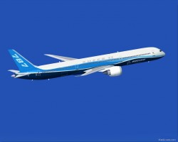 FS2004 Boeing household Colors Boeing 787 Super image 1