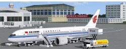 FSX Air China Boeing 787-8 V2 CamSim image 3