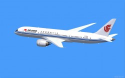 FSX Air China Boeing 787-8 V2 CamSim image 2