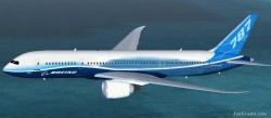 FSX Boeing 787-8 Dreamliner Colors including image 1
