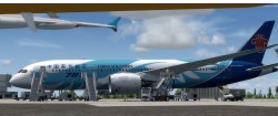 FSX P3D Boeing 787-8 China Southern enhanced VC image 4