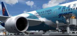 FSX P3D Boeing 787-8 China Southern enhanced VC image 7