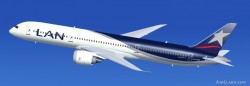 FSX LAN Airlines Boeing 787-9 including image 1