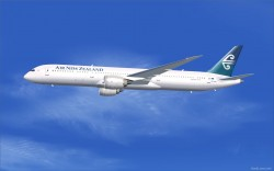 FSX Air New Zealand Boeing 787-9 V2 image 1
