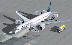 FSX Air New Zealand Boeing 787-9 V2 image 2
