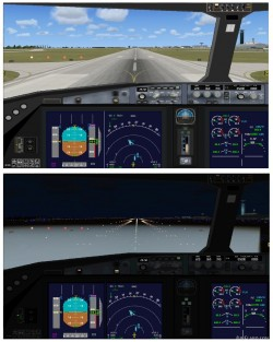 FSX Air New Zealand Boeing 787-9 V2 image 3