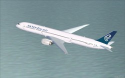 FS2004 Air New Zealand Boeing 787-9 V2 image 2