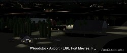 FS2004 Scenery - Pine Shadows Airpark 94FL image 3
