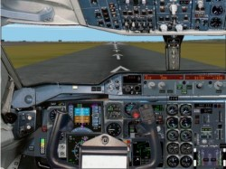 FS2002 A310-200 EA Package Mozambique Airlines image 1