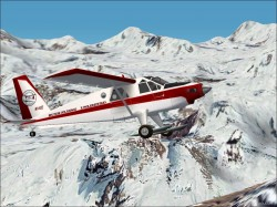 FS2002 De Havilland Beaver Turbo III image 1