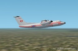 Fs2002 Pro exclusively Canadian Armed Forces De image 1