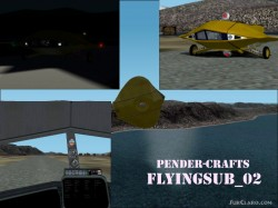 Flyingsub_03 version 2.5 Includes Model image 1