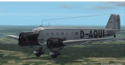 Modification Pierino Primavesis Ju 52 ju522k2 image 1