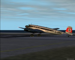 Lufthansa Airlines With Fs2002 image 1