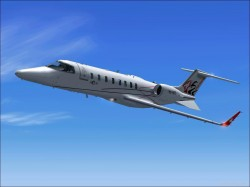FS2004 Holden Racing Team Livery Concept LEARJET image 1