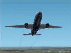 Engine Smoke Effects Meljet 777s! Chris image 1