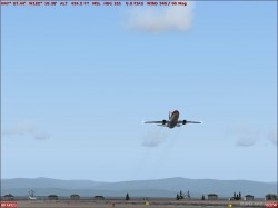Fs2004 And Fs2002 Fx: Nicks A-I Jet Exhaust With image 1