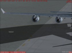 Fs2004 And Fs2002 Fx: Nicks A-I Jet Exhaust With image 4