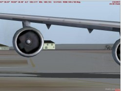 Fs2004 And Fs2002 Fx: Nicks A-I Jet Exhaust With image 5