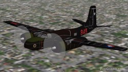 MCFS/Flightsim FS2004/FS98 Chilean Air Force image 1