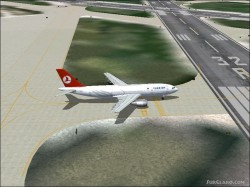 Airbus A300b4-200 Turkish Airlines Features: image 2
