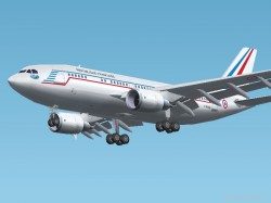 fs2002 Airbus A310 Military Package image 1