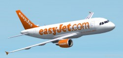 Fs2002 Airbus A319 Easyjet Fictional Livery image 1