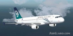 Fs2002 Airbus A320-200 Air New Zealand Textures image 1