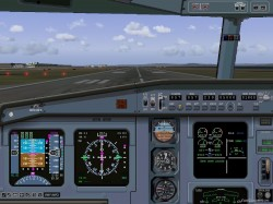 Airbus A320 A330 Panel Fs 2002 image 1