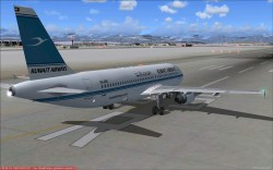 Airbus A320-200 V2.0 Project Airbus.Repaint image 2