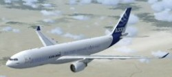 FSX Turkish freighters and VA freighter Airbus image 1