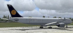 Airbus A330 Lufthansa FSX Demoversion image 1