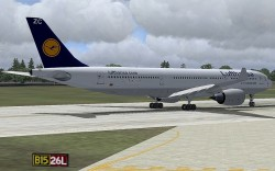 Airbus A330 Lufthansa FSX Demoversion image 3
