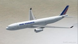 FS2002 A330-300 Air France Textures ! image 1