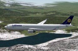 Project Opensky Airbus A330-300 Fs2002 image 1